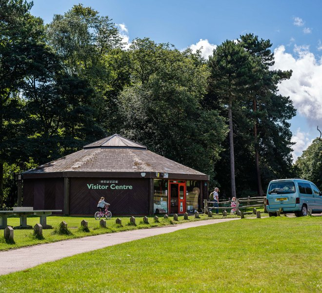 Sutton Park visitor centre